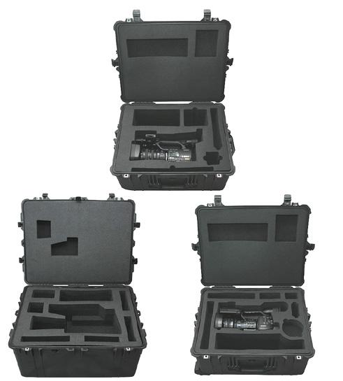 PROTECH製カメラ用ハードケース