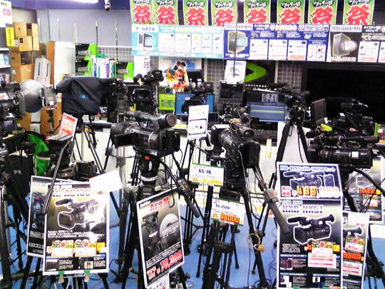 9月セールのカメラを紹介