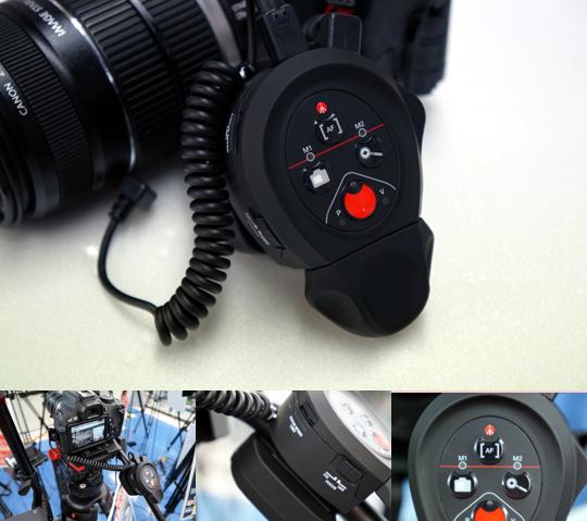 キヤノンEOSカメラ用リモコン新製品