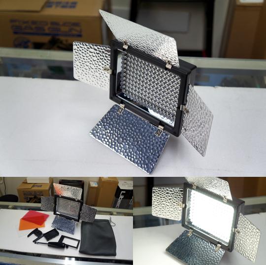 LEDライト新モデルVL-1600C