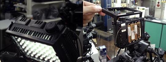 電池式なので電源確保が簡単・安心