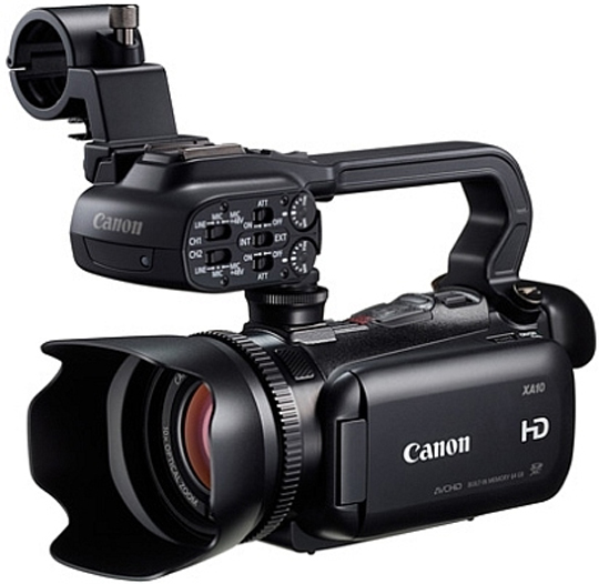 Canon XA10入荷