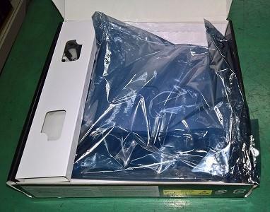 マザーボードの箱の例