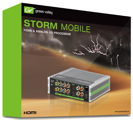 STORM MOBILE発表