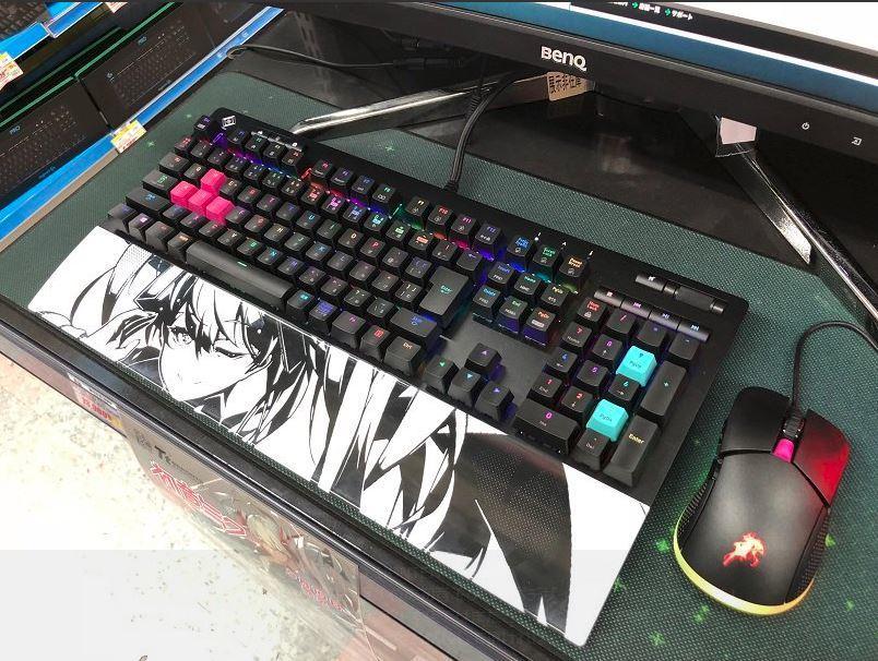初音ミクキーボード・マウス