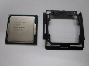 LGA1151のCPUと相棒の「CPU installation tool」