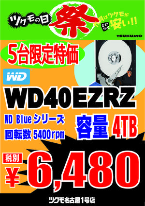 Day after ツクモーWD40ezrz-01.jpg