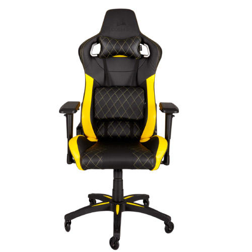 T1 RACE BLACK/YELLOW