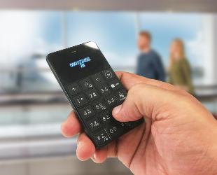 超シンプルで、2台目として通話特化型ニーズに最適