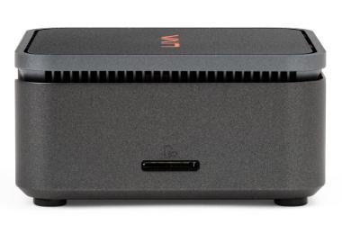 最大128GBに対応するmicroSDカードスロット