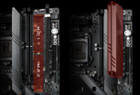 最大4本のNVMe SSDを搭載可能