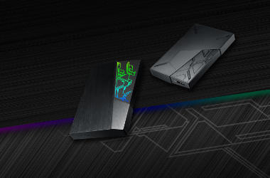 ASUS FX HDD 1TB (EHD-A1T)「ASUS FX HDD」は使いやすい!