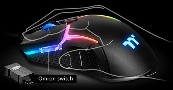 Level 20 RGB Gaming Mouse